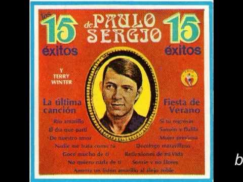 Paulo Sergio - El día que partí
