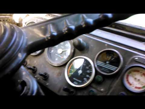 Star 266 turbo - zmiana biegów