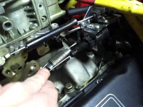 th350 manual valve body conversion