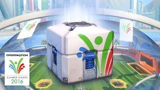 Overwatch - Summer Games Loot Box