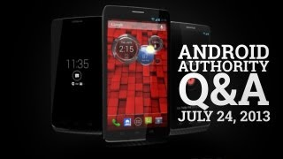 Droid MAXX, Moto X, LG G2, Battery Life, And More