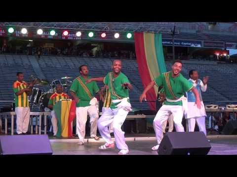 Best Ethiopian Traditional Dance Performance on ESFNA Stage