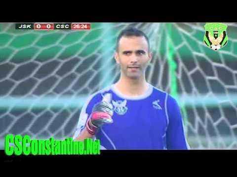 JSK 1 - CSC 2 : Le penalty de la JSK et l'arrêt de Si Mohamed