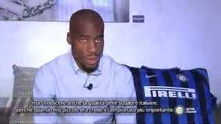 """Kondogbia: """"L'Inter un sogno"""""""