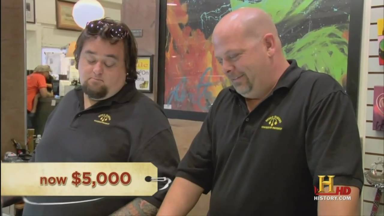 Rebecca Romney Pawn Stars Married