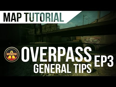 CS:GO teaching Map2 Ep3 Tips for new people