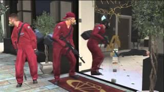 GTA V Jewelry Store Robbery 4,000,000.00