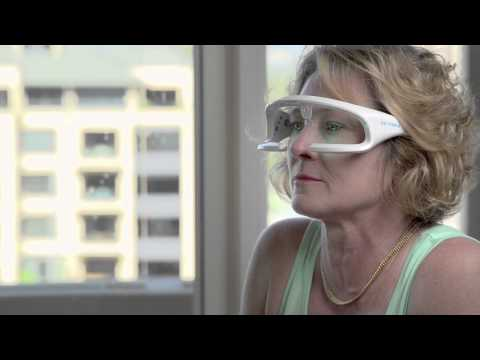 Re Timer Wearable Light Therapy Glasses for Winter Blues Jet lag & Sleep Problems Insomnia