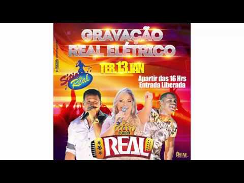 Forró Real Eletrico CD Promocional Fevereiro de 2015 COMPLETO [CanalJGOficial]