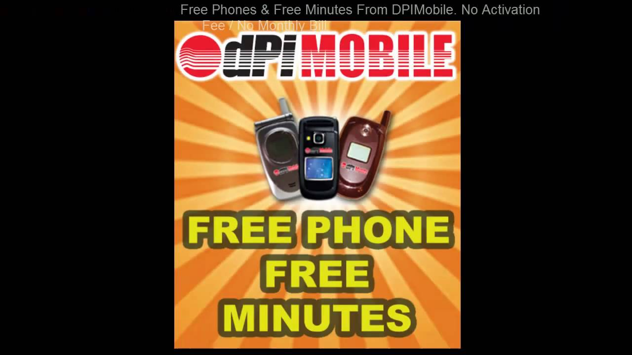 FreedomPop have a free cell phone plan that comes with MB of data, minutes of calls, and texts per month. There's a small one-time activation fee .
