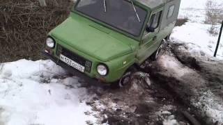 ЛуАЗ 969М тест-драйв