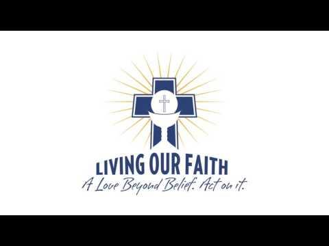 Living Our Faith - Gigs, Geeks & God 2017