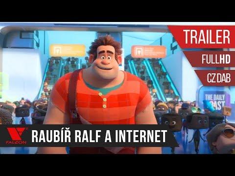 Rozbi to Ralph II - Ralph pokazil internet - trailer na rozprávku