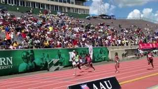 2013 AAU Junior Olympic Games Track & Field