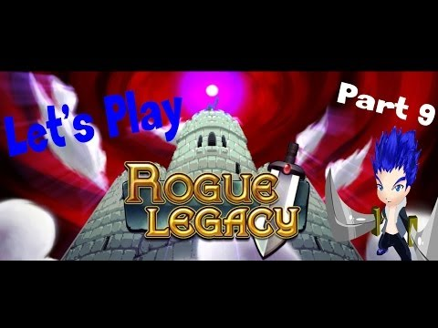 Rogue Legacy: POOTING FOR VICTORY - Part 9