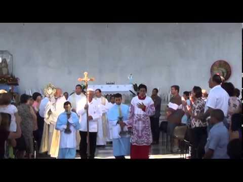 Santíssimo - Novo Santuário 06.04.2014