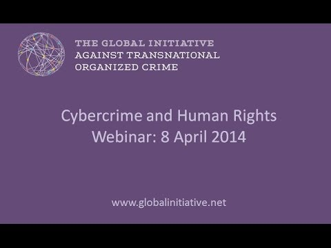 """Cybercrime and Human Rights"" Webinar - 8 April 2014"