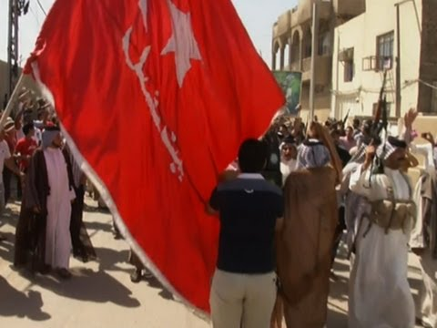 Raw: Hundreds in Baghdad Volunteers to Fight