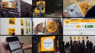 Leo Burnett New York - 8 Million Protagonists