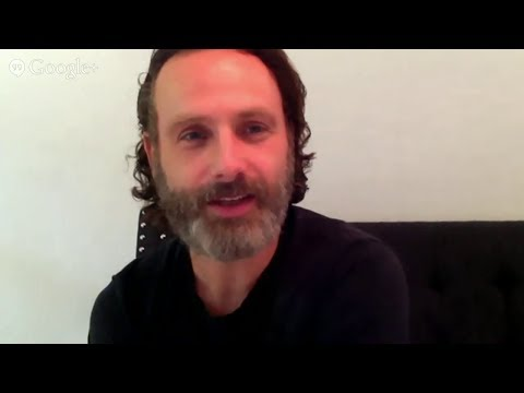 Gold Derby Q&A: Andrew Lincoln ('The Walking Dead')