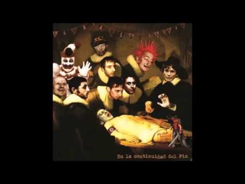 "LA PATA DE GIUSEPPE -  ""EN LA CONTINUIDAD DEL FIN"" (full album) 2012"
