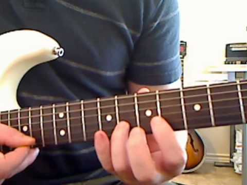 Chuch Berry - Johnny B Goode - GUITAR LESSON