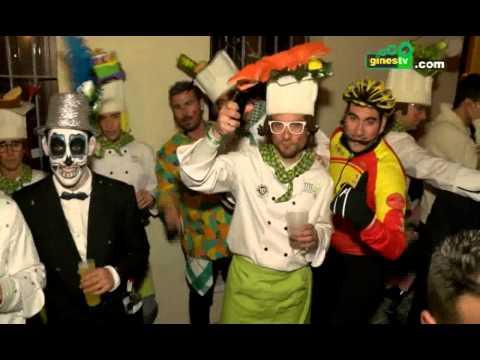 Resumen del Gran Desfile de Carnaval de Gines 2014