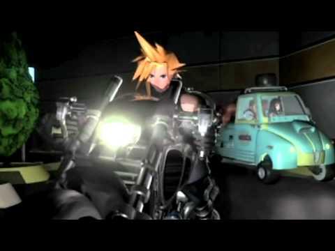 Square Enix снова выпустит Final Fantasy VII на ПК