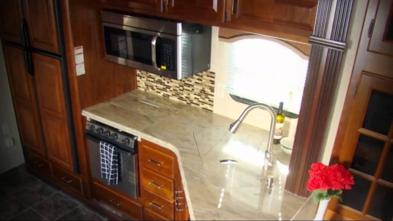 2014 keystone alpine 3495fl front living room fifth wheel - Montana fifth wheel front living room ...