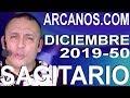 Video Horóscopo Semanal SAGITARIO  del 8 al 14 Diciembre 2019 (Semana 2019-50) (Lectura del Tarot)