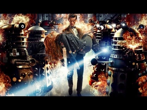 Doctor Who: Full Length New Series Trailer Autumn 2012 - Series 7 - BBC One
