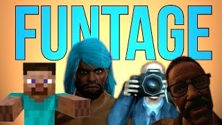 FUNTAGE! Funny Gaming Moments! - Best of WARF3RE
