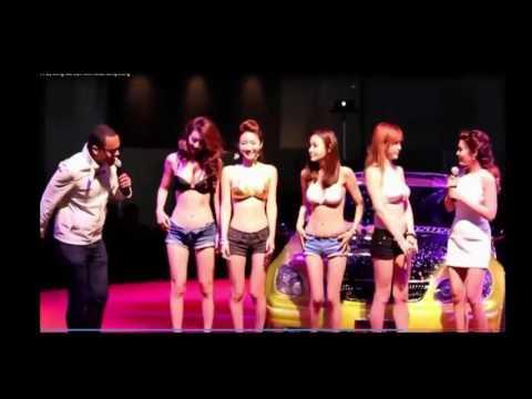 Liên Khúc Nhạc Sống Hà Tây Hotgirl oto show Part 3