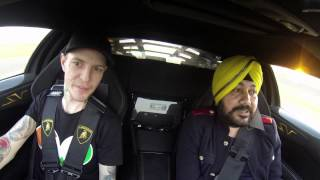 Coffee Run!!! ft. Daler Mehndi!
