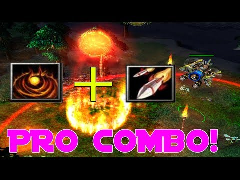 DOTA GYROCOPTER + PHOENIX COMBO (HIGH SKILLED GAMING)
