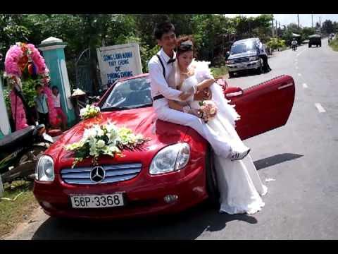 Đám cưới Thắm 21 (Bến Tre 17.7.11)