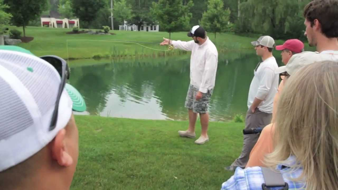 Orvis Fly-Fishing School - Learn to Fly Fish