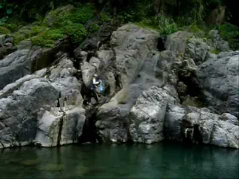 Hình ảnh trong video 綠島站神 大甲溪 魚類 生態釣查