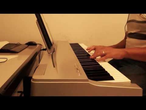 Eu Verei - Rafaela Pinho - [PIANO PLAYBACK + CIFRA]