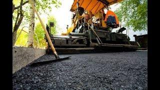 В Артеме полным ходом идут работы по ремонту и асфальтированию дорог