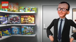 The LEGO Story - How it all started