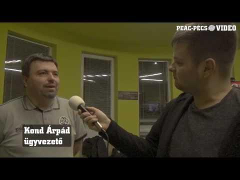 Videós összefoglaló a PEAC-Pécs szurkolói ankétjáról