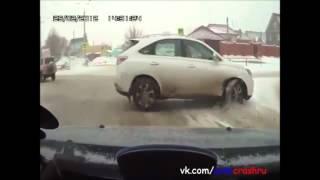 Подборка ДТП с видеорегистраторов 28 \ Car Crash compilation 28