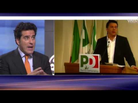 TV Interview, Al Jazeera English: Renzi as new Italian Prime Minister