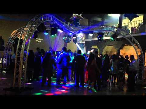 Discoteca movil en Antigua guatemala.... Its Party Time Discotheques