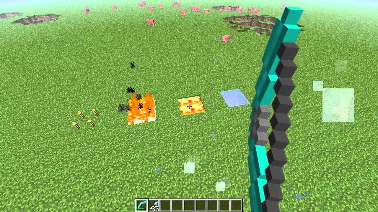 Elemental Arrows Mod 1.2.5