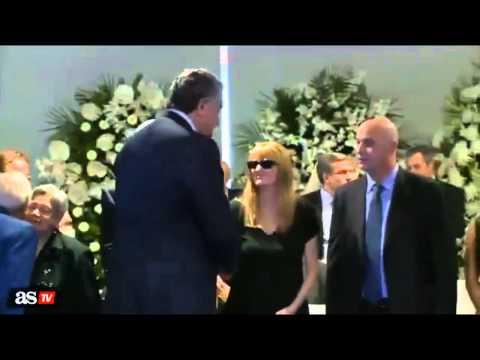 La muerte de Alfredo Di Stefano y su funeral