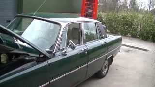 Rover 2200 TC 1977-VIDEO- www.ERclassics.com