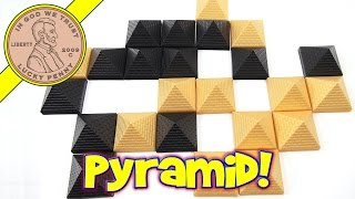Pyramid Strategy Game #2275, 1978 Hasbro