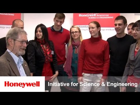 Honeywell Initiative for Sciene and Engineering, Czech Republic 2013